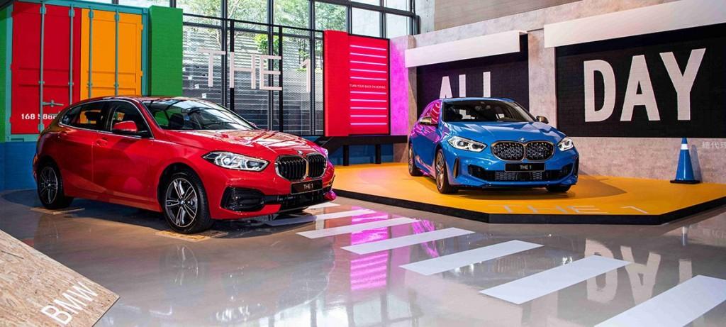 全新世代BMW 1系列 突破慣性登場